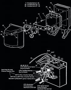 36 Volt Golf Cart Battery Diagram
