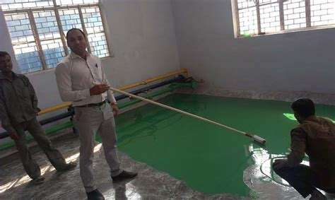 Epoxy Floor Paint Manufacturer & Manufacturer from, India