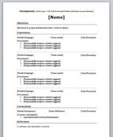 download gratis curriculum vitae europeo da compilare pdf editor curriculum vitae cronologico da compilare download gratis