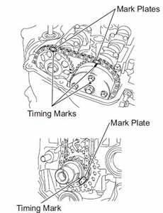 Solved  07 Toyota Yaris Timing Belt Diagram