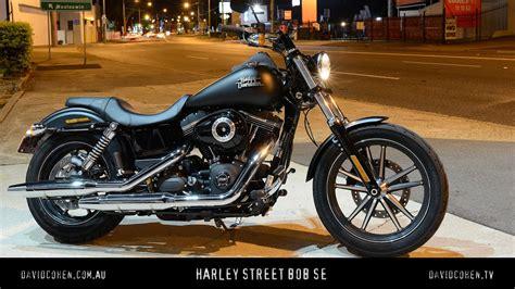 2016 Fxdb Street Bob Special Edition Test