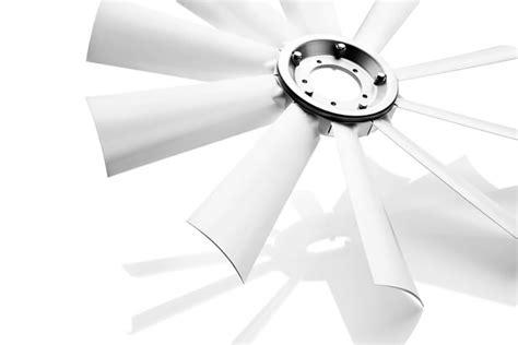 multi wing fan blades axial fans increasing arc multi wing