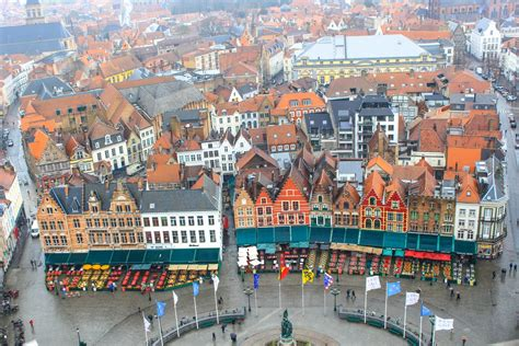 A Self-Walking Tour of Bruges, Belgium | Bel Around The World