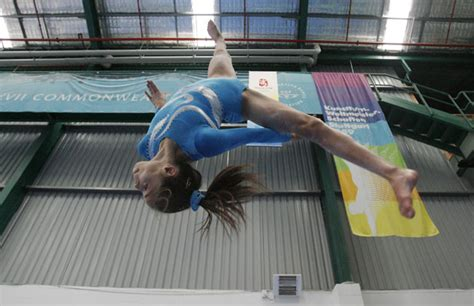 teen gymnast  aiming high stuffconz