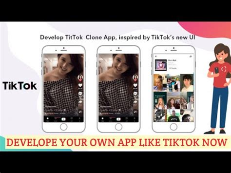 MAKE APP LIKE TIK TOK AND EARN 500$ PER MONTH 😎😎😎 ll NEW ...