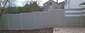 Cloture Composite Brico Depot : ides de piquet cloture fer brico depot galerie dimages ~ Nature-et-papiers.com Idées de Décoration