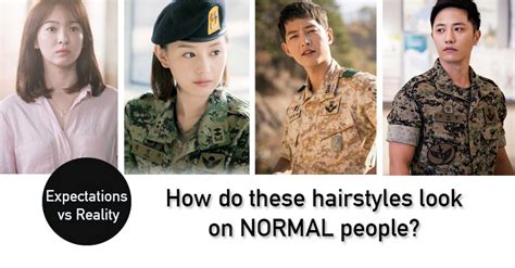 hairstyles  descendants   sun expectations  reality