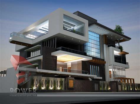ultra modern glass house design