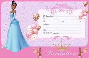carte fã licitations mariage invitation anniversaire princesse 123 cartes