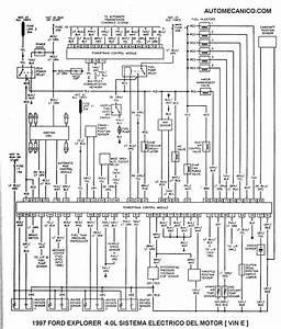 Diagrama Electrico De La Ford Explorer