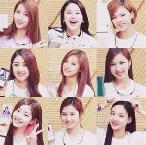 Twice Kpop Group Members