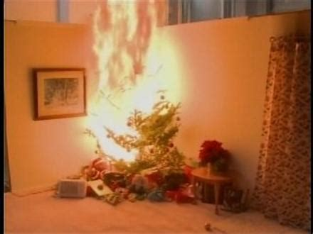 christmas tree lights fire make sure your tree doesn t burn this year