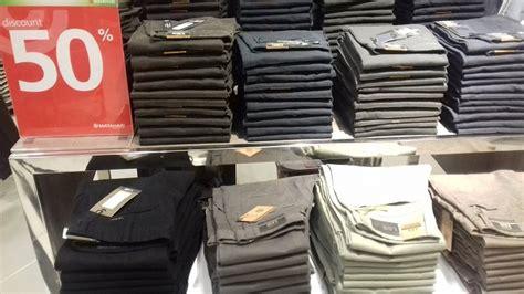 Harga Celana Merk Ada ada diskon harga hingga 50 bagi pembeli celana lgs
