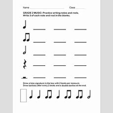 1st2nd Grade Rhythm Practice Worksheet Good For Centers Or Small Group Independent Work Ta
