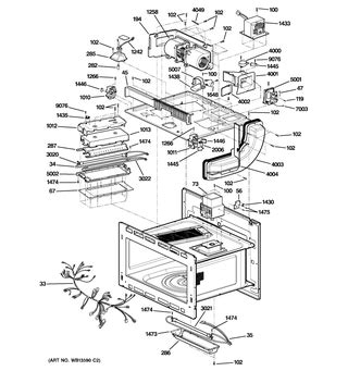 replace  fuse   advantium  monogram convectionmicrowave oven