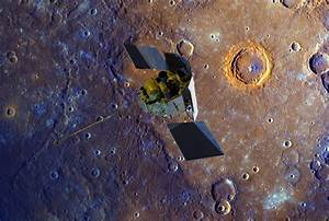 NASA completes MESSENGER mission with impact on Mercury's ...
