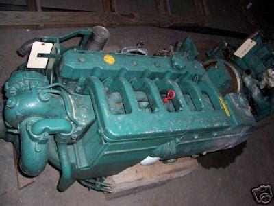 cost  ship  volvo penta aqadb diesel  hp  volvo