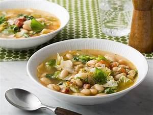 White Bean and Escarole Soup Recipe | Food Network Kitchen ...