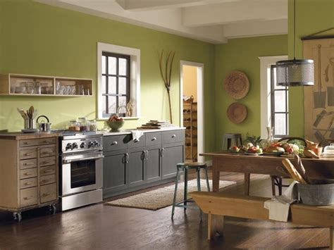 Grüne Wandfarbe Küche by Gr 252 Ne Wandfarbe F 252 R Die K 252 Che 42 Ideen