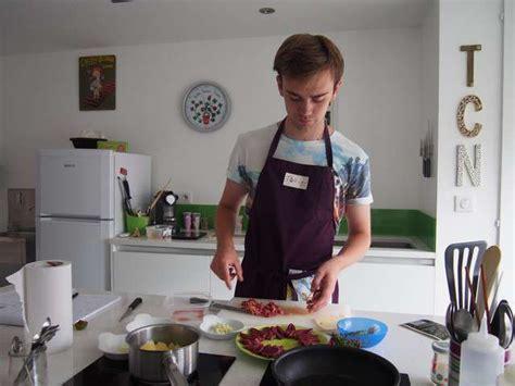 cours de cuisine pour jeunes recettes de gâteaux et coeur 4
