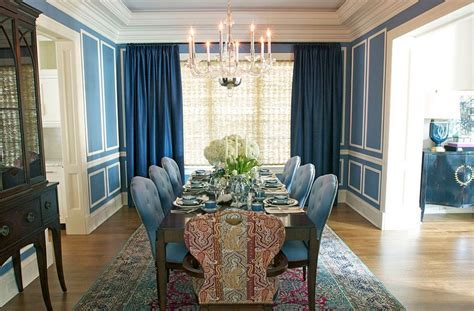 15 Blue Drapes and Curtain Ideas for a Stunning, Modern