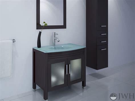 ludwig glass sink bathroom vanity bathgemscom