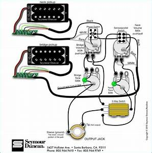Seymour Duncan Triple Shot Wiring Diagram