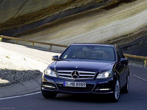 Mercedes C Class Sedan Picture by Mercedes C Class Sedan 2012 Car Picture 13 Of