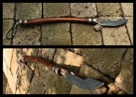 zombie weapons apocalypse aeshma weapon anti tamonten sword own survival must spectacular homemade hellboy swords deviantart tactical prepared barnorama cool
