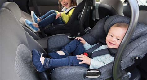 comparatif sieges auto meilleurs sièges auto dossier comparatif consobaby mag