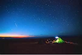 camping at night MEMEs...Camping Night Stars