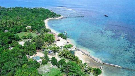 sebelum diterjang tsunami inilah eksotisnya pantai