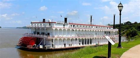 Steamboat Company by American Queen Steamboat Company Travelhoppers