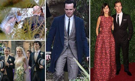 Benedict Cumberbatch marries Sophie Hunter in Valentine's ...