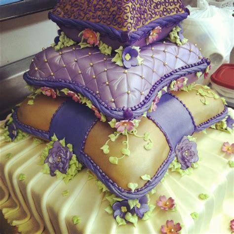 large pillow cake  draping close  patti kake