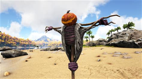 compost bin scarecrow official ark survival evolved wiki