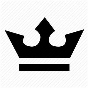 Crown, king, luxury, queen, royal icon