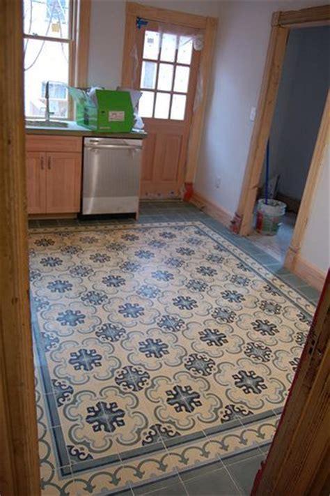 kitchen tile borders 39 best concrete tiles images on tiles 3243