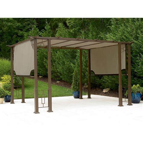 garden oasis deluxe pergola replacement canopy garden winds