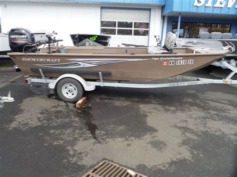 Jon Boats For Sale Oregon by Smokercraft Boats For Sale In Oregon