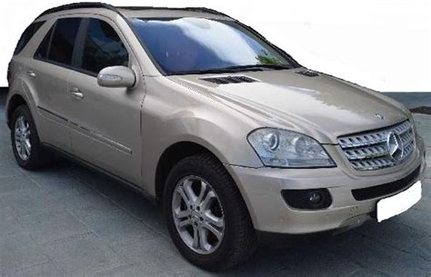 Find & compare performance, practicality, chassis, brakes, top speed, acceleration, suspension, engine, weights, luggage & more. 2005 Mercedes Benz ML320 CDi diesel automatic 4x4 - Cars for sale in Spain