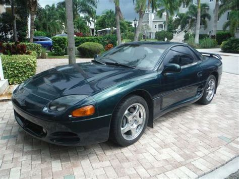 1994 Mitsubishi 3000gt Vr4 by Purchase Used 1994 Mitsubishi 3000gt Vr4 Turbo 5
