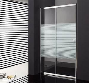 Porte douche coulissante bains accueil design et mobilier for Porte gel douche design