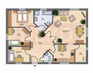 Grundrisse Für Bungalows 4 Zimmer : bildergebnis f r bungalow grundriss alaprajzok pinterest bungalow grundrisse grundrisse ~ Sanjose-hotels-ca.com Haus und Dekorationen