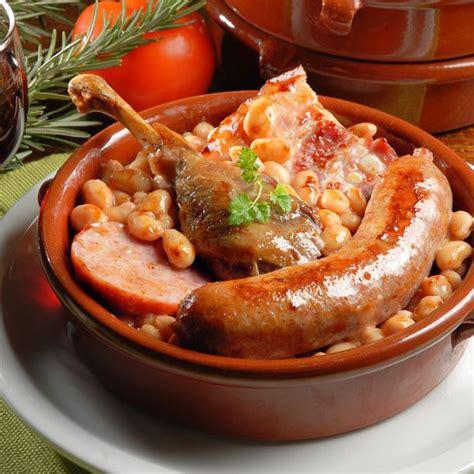 cuisine tomate recette cassoulet de castelnaudary