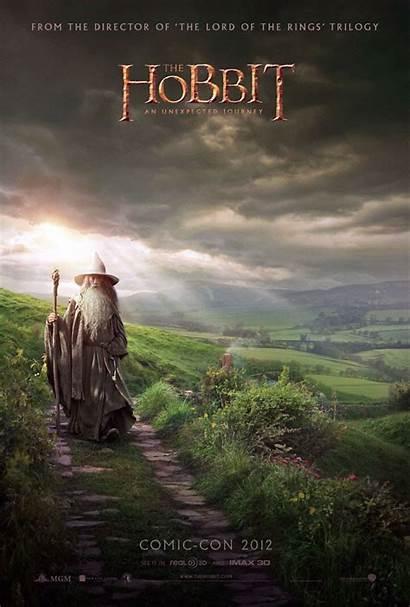Hobbit Lo Film Inaspettato Viaggio Locandina Riassunto