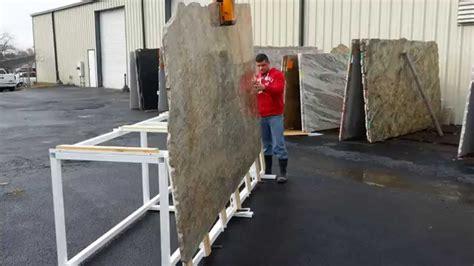 rye corp tilt a slab tilting cut table