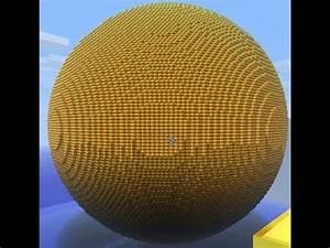 Comment Faire Du Verre : faire une sphere parfaite sur minecraft tuto youtube ~ Melissatoandfro.com Idées de Décoration