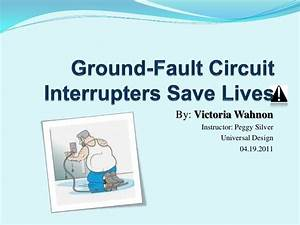 Ground Fault Circuit Interrupters Save Lives
