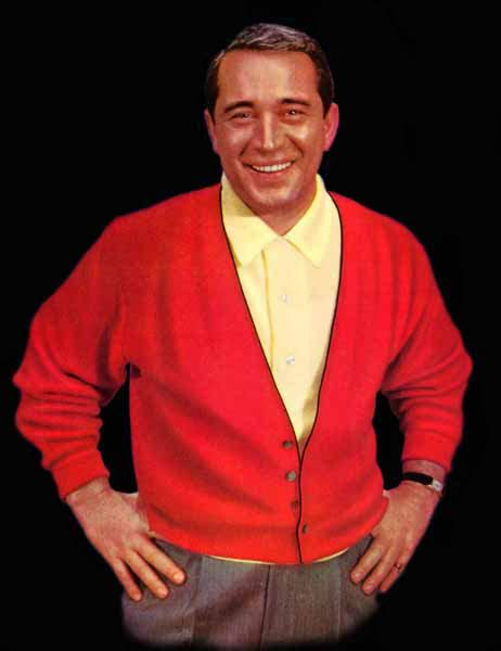 perry como how old perry como barber to crooner nostalgia and now